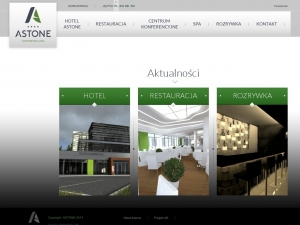 Hotel Astone Conference   SPA - hotel Lubin