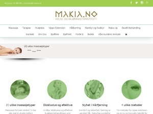 Makia Institutt - beauty clinic in Oslo